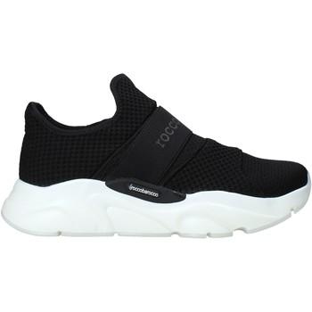 Sapatos Homem Sapatilhas Rocco Barocco N18 Preto
