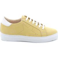 Sapatos Mulher Sapatilhas Grunland SC4939 Amarelo