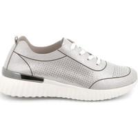 Sapatos Mulher Sapatilhas Grunland SC4905 Prata