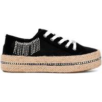Sapatos Mulher Sapatilhas Café Noir DG934 Preto