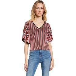 Textil Mulher Tops / Blusas Gaudi 011FD53001 Vermelho