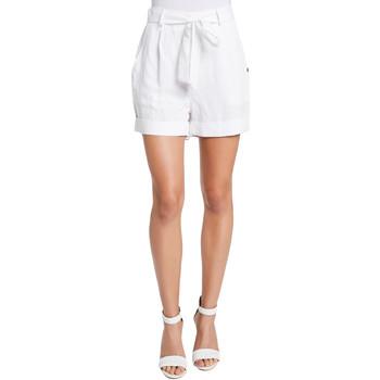 Textil Mulher Shorts / Bermudas Gaudi 011BD25046 Branco