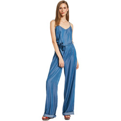 Textil Mulher Macacões/ Jardineiras Gaudi 011BD26038 Azul