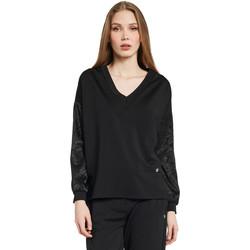 Textil Mulher Sweats Gaudi 011BD64052 Preto