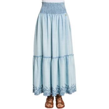 Textil Mulher Saias Gaudi 011BD76002 Azul