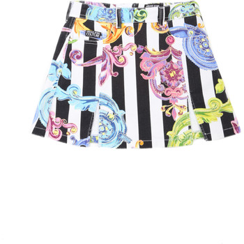Textil Mulher Saias Versace A9HVB308SN103003 Branco