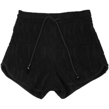 Textil Mulher Shorts / Bermudas Versace A3HVB18513967899 Preto