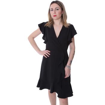 Textil Mulher Vestidos curtos Fracomina FR20SP051 Preto