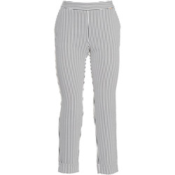 Textil Mulher Chinos Fracomina FR20SP163 Preto