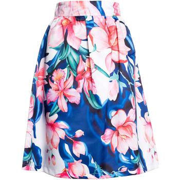 Textil Mulher Saias Fracomina FR20SP070 Azul
