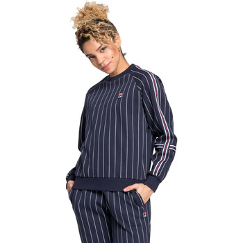 Textil Mulher Sweats Fila 687651 Azul