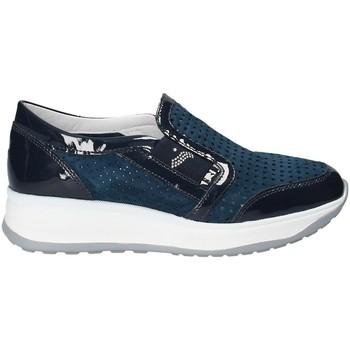 Sapatos Mulher Slip on Susimoda 4782 Azul
