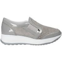 Sapatos Mulher Slip on Susimoda 4782 Cinzento