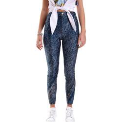 Textil Mulher Collants Versace A1HVB009S0684904 Azul
