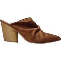 Sapatos Mulher Tamancos Grace Shoes 7241003 Castanho