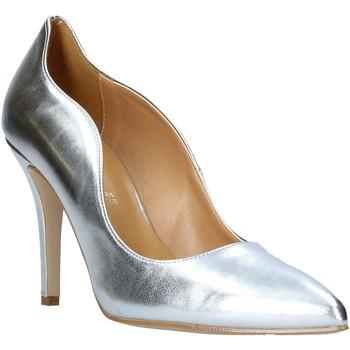 Sapatos Mulher Escarpim Grace Shoes 038002 Prata