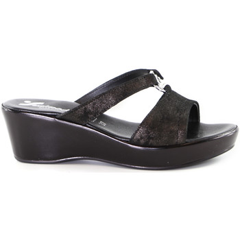 Sapatos Mulher Chinelos Susimoda 173643 Cinzento
