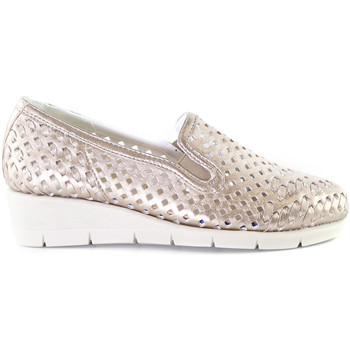 Sapatos Mulher Slip on Susimoda 4805 Bege