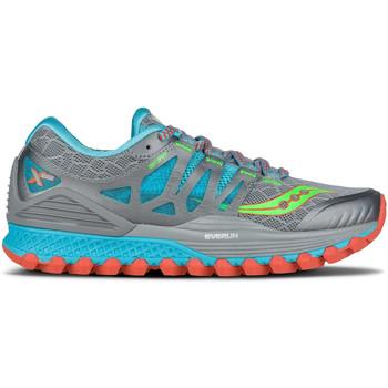 Sapatos Mulher Sapatilhas Saucony S10325 Cinzento