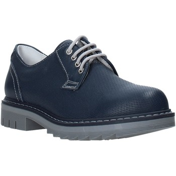 Sapatos Rapaz Sapatos NeroGiardini E033820M Azul