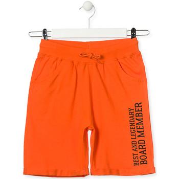 Textil Criança Fatos e shorts de banho Losan 013-6602AL Laranja