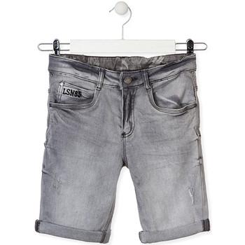 Textil Criança Shorts / Bermudas Losan 013-9002AL Cinzento