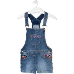 Textil Criança Macacões/ Jardineiras Losan 014-6017AL Azul