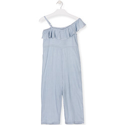 Textil Rapariga Macacões/ Jardineiras Losan 014-7022AL Azul