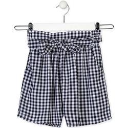 Textil Criança Shorts / Bermudas Losan 014-9009AL Azul