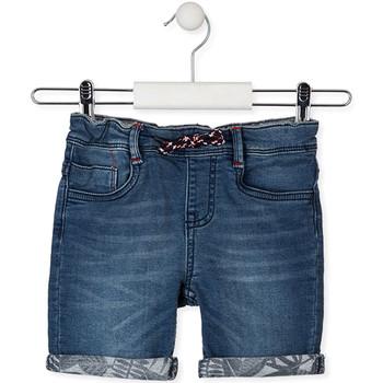Textil Criança Shorts / Bermudas Losan 015-6028AL Azul