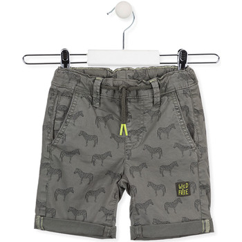 Textil Criança Shorts / Bermudas Losan 015-9006AL Verde