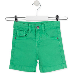 Textil Criança Shorts / Bermudas Losan 015-9009AL Verde