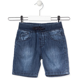Textil Criança Shorts / Bermudas Losan 015-9659AL Azul