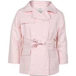 Textil Criança Casacos Losan 016-2790AL Rosa