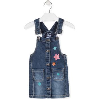 Textil Criança Macacões/ Jardineiras Losan 016-7000AL Azul
