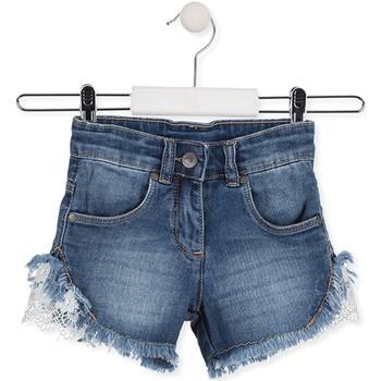 Textil Criança Shorts / Bermudas Losan 016-9003AL Azul