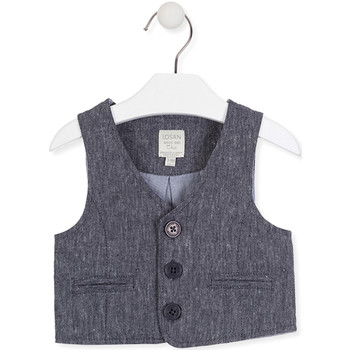 Textil Criança Casacos de malha Losan 017-2790AL Azul