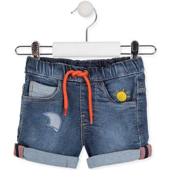 Textil Criança Shorts / Bermudas Losan 017-6017AL Azul