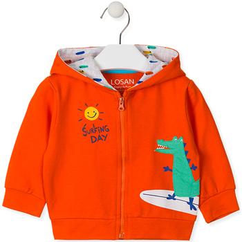Textil Criança Sweats Losan 017-6026AL Laranja