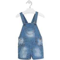 Textil Criança Macacões/ Jardineiras Losan 017-9006AL Azul