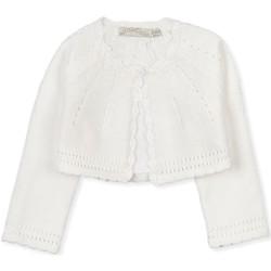 Textil Criança Casacos de malha Losan 018-5790AL Branco