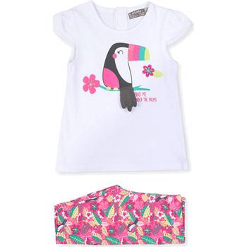 Textil Criança Fatos e gravatas Losan 018-8006AL Branco