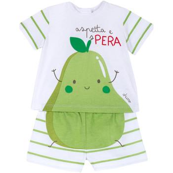 Textil Criança Conjunto Chicco 09076381000000 Branco