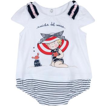 Textil Rapariga Macacões/ Jardineiras Chicco 09050711000000 Branco