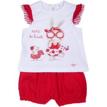 Textil Rapariga Conjunto Chicco 09076380000000 Branco