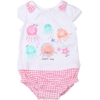 Textil Rapariga Macacões/ Jardineiras Chicco 09050812000000 Branco