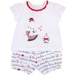 Textil Rapariga Conjunto Chicco 09076458000000 Branco