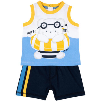 Textil Rapaz Conjunto Chicco 09076376000000 Azul