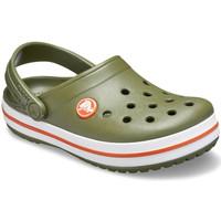 Sapatos Criança Tamancos Crocs 204537 Verde
