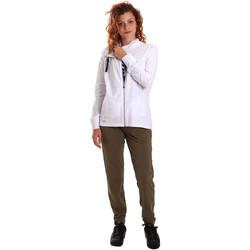 Textil Mulher Todos os fatos de treino Key Up 5G40T 0001 Branco